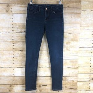 Banana Republic Skinny Dark Wash Sz 26